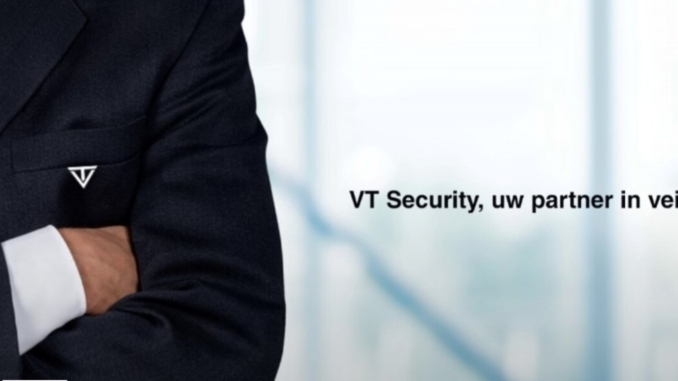 Logo VT security